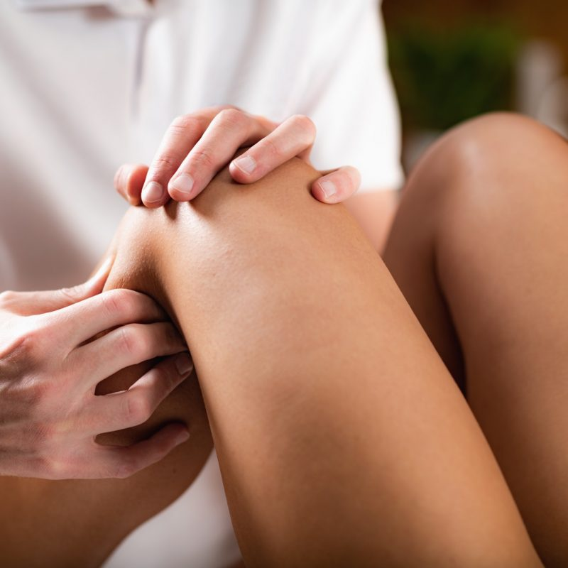 Knee Pain Osteopathy Treatment
